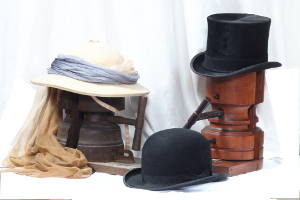 Hats and accessories for sale
