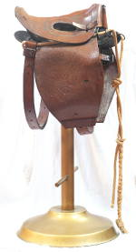 WW1 Artillery saddle stool